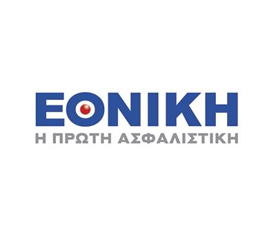 Εθνική Ασφαλιστική - Ethniki Insurance logo - Thelcon