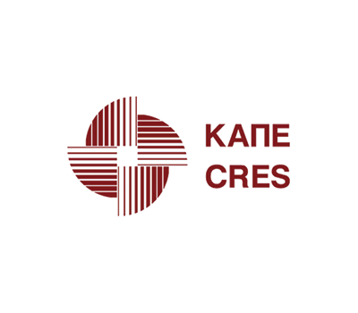 ΚΑΠΕ - CRES logo - Thelcon