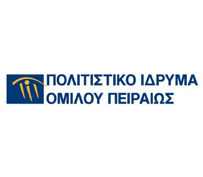 Πολιτιστικό Ίδρυμα Ομίλου Πειραιώς - Piraeus Bank Group Cultural Foundation logo - Thelcon