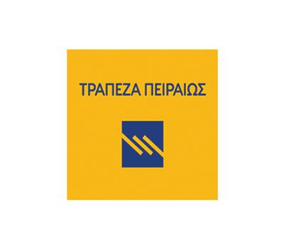 Τράπεζα Πειραιώς - Piraeus Bank logo - Thelcon