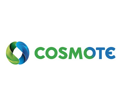 Cosmote logo - Thelcon