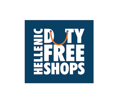Hellenic Duty Free Shops logo - Thelcon