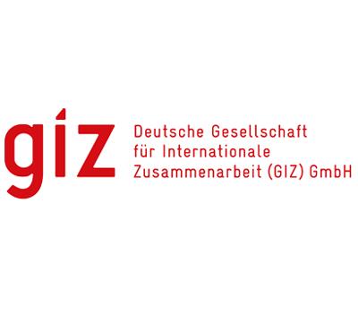 GIZ logo - Thelcon