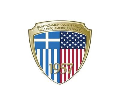 Ελληνοαμερικάνικη Ένωση - Hellenic American Union logo - Thelcon