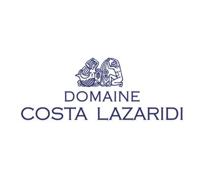 Οινοποιείο Κώστα Λαζαρίδη - Domaine Costa Lazaridi logo - Thelcon