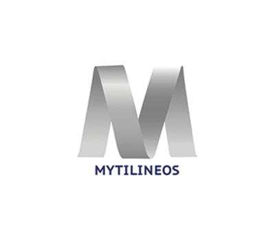 Μυτιληναίος - Mytilineos logo - Thelcon