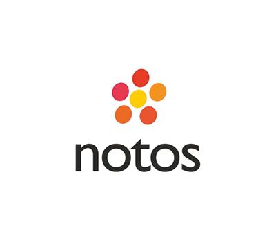 NOTOS logo - Thelcon