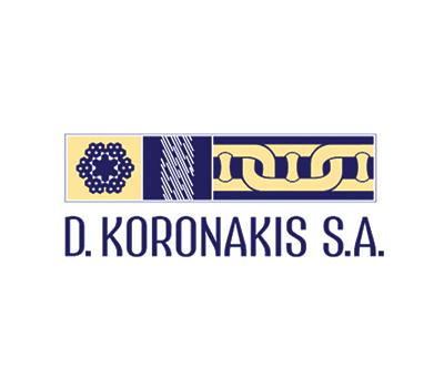 Koronakis logo - Thelcon