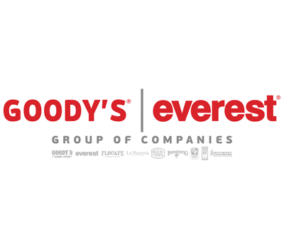 Goody's Everest Group of Companies logo - Thelcon