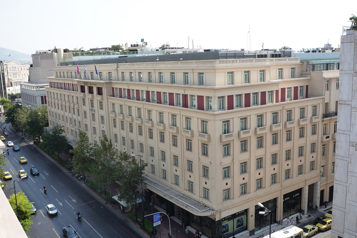 Citylink Athens - Thelcon