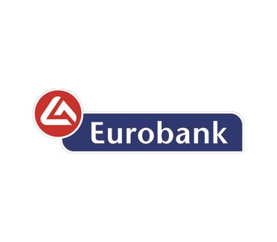 Eurobank logo - Thelcon