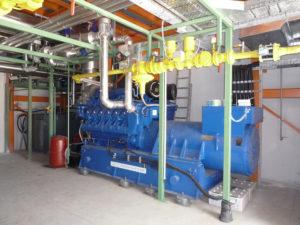 Σταθμός Συμπαραγωγής ΔΕΛΤΑ - DELTA Cogeneration Station - Thelcon