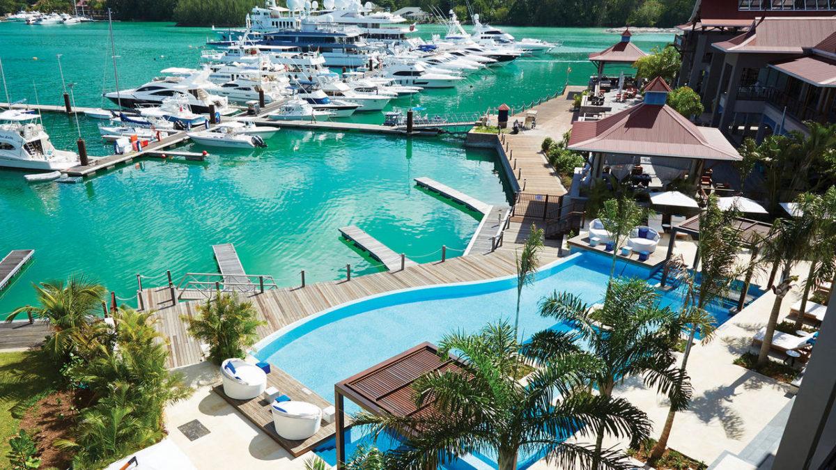 Eden Bleu Hotel Σεϋχέλλες - Seychelles - Thelcon
