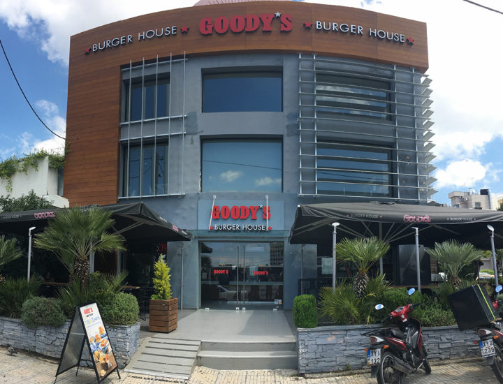 Goody's Burger House - Everest - Thelcon