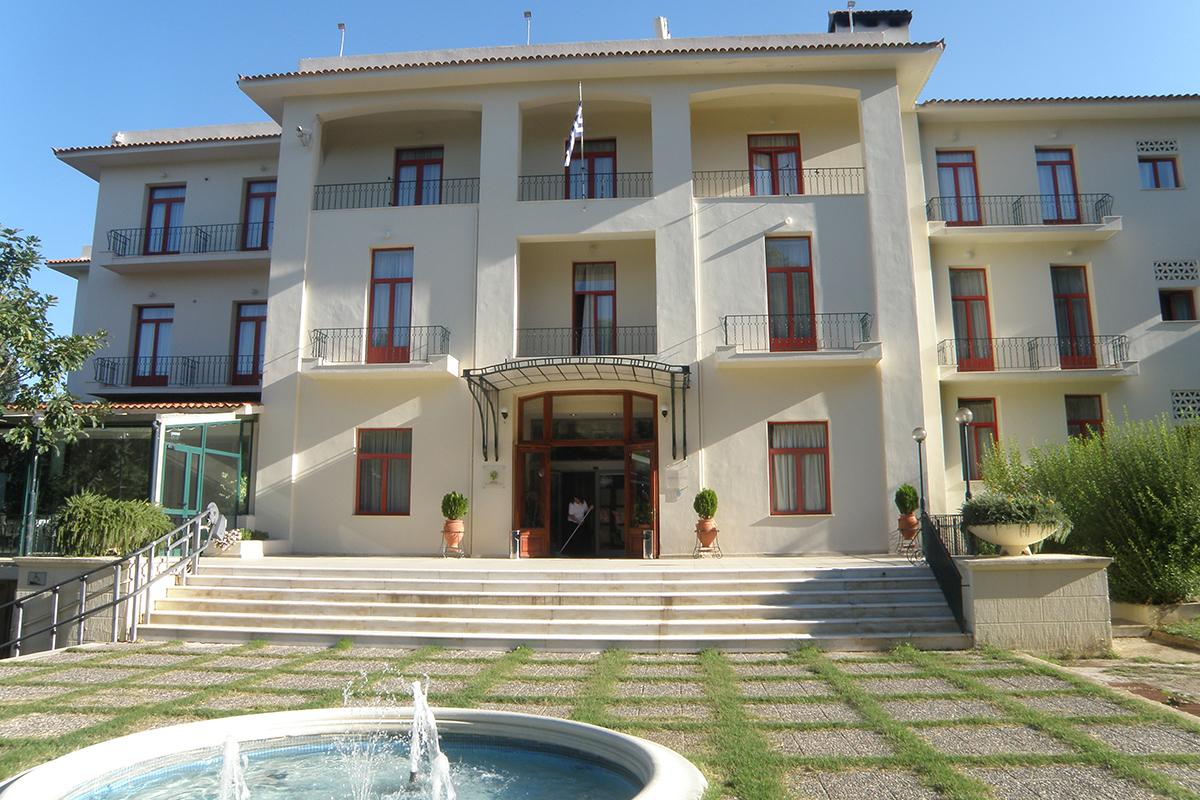Ξενοδοχείο Domotel Kastri - Domotel Kastri Hotel - Thelcon