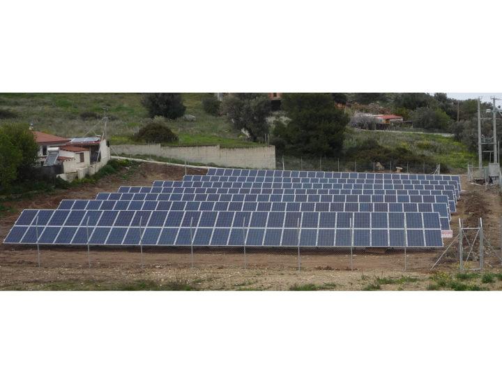 Φωτοβολταϊκό Πάρκο - Photo voltaic park - Thelcon