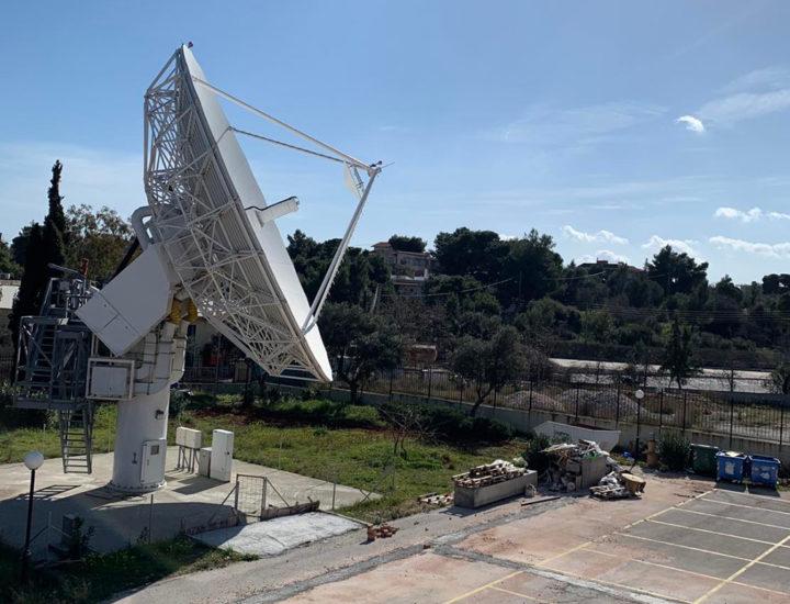 Hellas Sat - Δορυφόροι - Thelcon
