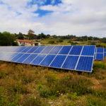 φωτοβολταϊκό πάρκο - photovoltaic park - solar panels - thelcon