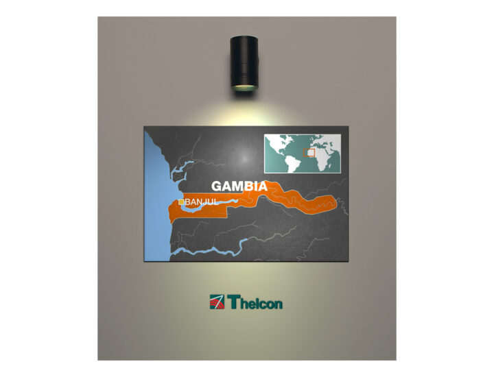 The Gambia - Thelcon - Enery Efficient Lighting